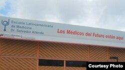 Escuela Latinoamericana de Medicina en Caracas