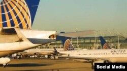 Tomado de United Airlines Instagram.