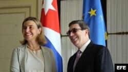 Unión Europea y Cuba cierran acuerdo