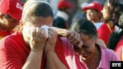 Funerales de Hugo Chávez