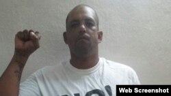 Mitzael Díaz Paseiro, preso político cubano.