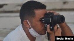 Héctor Luis Valdés Cocho, periodista independiente cubano. (Foto: Facebook)