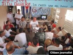 Reporta Cuba Talleres para debatir los temas de la #DDCuba