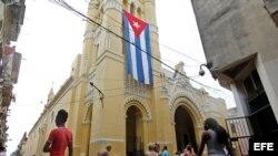 La iglesia Nuestra Señora de la Caridad, en La Habana.