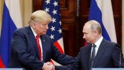 Donald Trump y Vladimir Putin se reunieron cara a cara en Helsinki, Finlandia