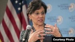 La secretaria de Comercio de EEUU, Penny Pritzker.