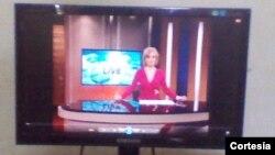 Cubanos reciben programas de TV Martí