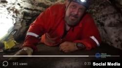 El arqueólogo Guillermo de Anda.
