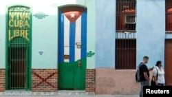 La Habana, epicentro de la crisis sanitaria. REUTERS/Stringer