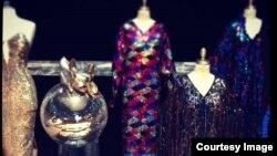 Vestidos de la Guarachera de Cuba, Celia Cruz.