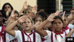 HLa educación en Cuba: mito y futuro