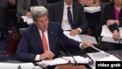 Congresistas estadounidenses criticaron al secretario de Estado John Kerry