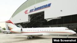 Jet Aviation Flight Services.
