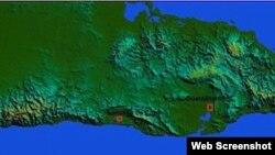 Cientos de sismos han remecido a Santiago de Cuba desde el 17 de enero pasado.