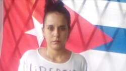 Declaraciones de Arianna López Roque a Radio Martí