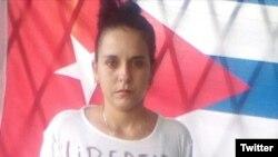 Denuncian arresto de la activista Arianna López