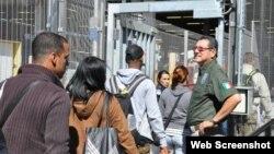 En el año fiscal 2016, que terminó el pasado 31 de septiembre, 41.523 cubanos cruzaron la frontera mexicana. (Foto: Instituto Nacional de Migración)