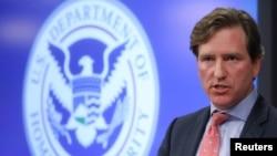 Chris Krebs, Director de ciberseguridad e infraestructura del departamento de Seguridad Nacional de Estados Unidos