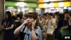 Terremoto golpea Japón