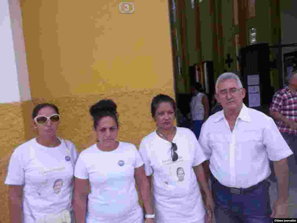 Damas Ciego de Avila Reporta Cuba Foto Ernesto Vladimir