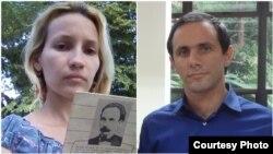 """El acoso contra los periodistas de """"La hora de Cuba"""" Sol Basulto y Henry Constantin está documentado en el informe ICLEP 2017"""