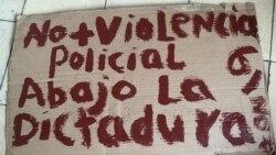 """""""La violencia policial es diaria y sistemática"""""""