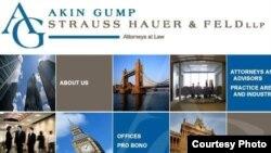 Akin Gump tiene oficinas en EEUU, Europa, Rusia y en el Medio y Lejano Oriente.