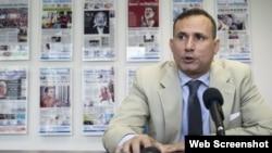 José Daniel Ferrer, líder de la UNPACU. (Foto: Diario Las Américas)