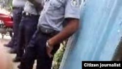 Dos exliados cubanos denuncian a expolicía cubano residente en Tampa, EEUU