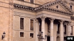La Universidad española de Salamanca.