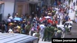 Denuncian agresiones y arrestos a activistas de FANTU en Santa Clara