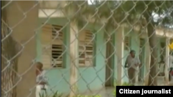 Reporta Cuba. Asilo de ancianos en Guantánamo.