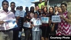 Jóvenes cubanos en diálogo previo a Cumbre de las Américas