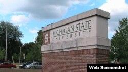 Michigan State University.