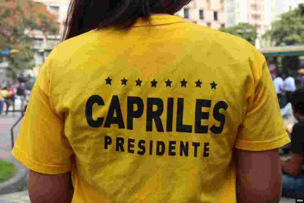 Un recorrido del periodista Iscar Blanco de Voz de Las Américas por las calles de Caracas este sábado.