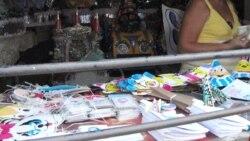Cuentapropistas opinan acerca de regulaciones a vendedores de ropa importada en Cuba