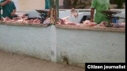 Reporta Cuba Campesino ventas Holguín. Foto @Benitounpacu