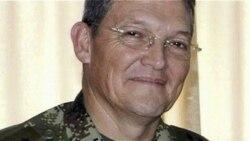 Las Farc confirman captura de general colombiano