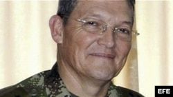 Las Farc confirman captura de general colombiano