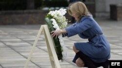 Caroline Kennedy visita Nagasaki