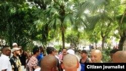 Reporta Cuba. Foto: Steve Pardo.
