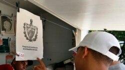 Activistas de UNPACU detenidos por hacer entrevistas sobre reforma constitucional