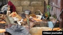 Reporta Cuba Ciudadana desamparada Guira de Melena