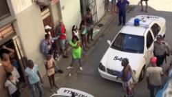 Denuncian represión gubernamental en medio de crisis por pandemia en Cuba