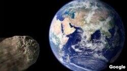 Los científicos rastrean cometas y asteroides que pasan cerca del planeta.
