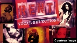 """Rent"", musical de Broadway en La Habana."