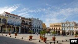 Plaza Habana Vieja