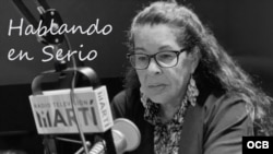 Maria Elena Cruz Varela.