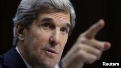 Secretario de Estado de EE. UU., John Kerry