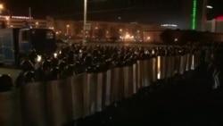 El resultado electoral de Bielorrusia deja violentos enfrentamientos en las calles de la capital